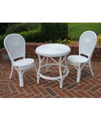Wicker Bistro Table And Chairs 170 Best Wicker I Images On Pinterest Wicker Rattan And