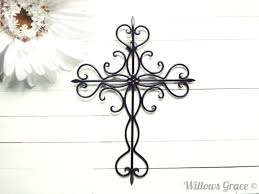 metal crosses nonsensical metal cross wall decor with wooden ideas about crosses