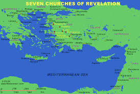 smyrna map seven churches of revelation