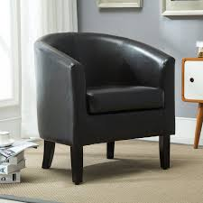 furniture leather wingback chair with leather georgian wing chair