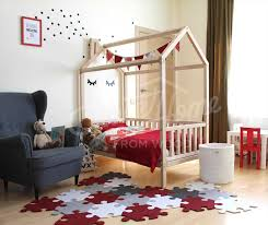 Montessori Floor Bed Bed Frame I Floor Bed Frame Montessori Think Will Do This When