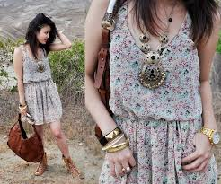 bohemian fashion fashionista now bohemian vintage fashion inspiration