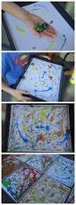 fun activity for kids marble painting click to read more about