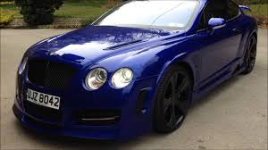 bentley gtc custom bentley gt modified custom bodykit conversion carried by xclusive