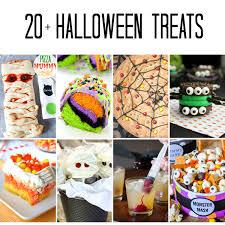 Halloween Food Appetizers 20 Halloween Treats Domestic Superhero