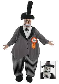 Halloween Costumes Nightmare Christmas Nightmare Christmas Mayor Costume Classic Costumes