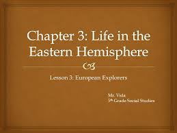 chapter 3 life in the eastern hemisphere ppt download