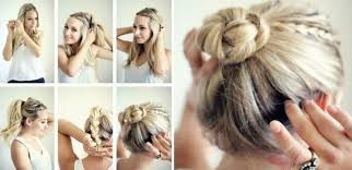 Hochsteckfrisuren Selber Machen Halblange Haare by Schnelle Frisuren Fã R Lange Haare 2017 Frisuren Und Haircut