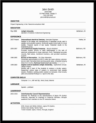 resume format for freshers computer engineers pdf editor ieee resume format templatecustom writing for freshers download