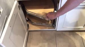 ultracraft cabinets reviews ultracraft cabinets new kessebohmer cabinet accessories youtube