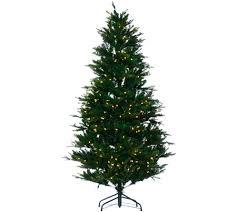 santa u0027s best 9 u0027 rgb 2 0 green balsam fir christmas tree page 1