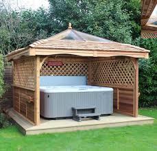 Backyards With Gazebos by Gazebo Ideas For Tubs Tubs Tubs And Tub Gazebo
