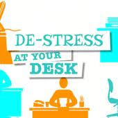 Yoga Poses You Can Do At Your Desk Chair Yoga Poses Office Yoga Fitness Magazine