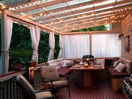 Backyard Covered Patio Ideas Best 25 Enclosed Patio Ideas On Pinterest Screened Patio