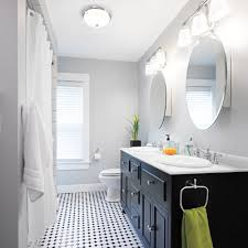 do it yourself bathroom remodel ideas diy bath renovation from dated to sophisticated this house