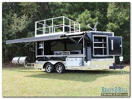 Toy Hauler Awning Best 25 Tailgate Trailers Ideas On Pinterest Food Trailer