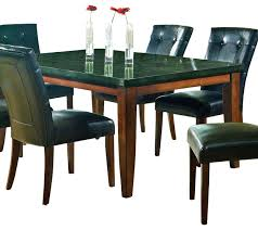 Granite Top Dining Room Table by Steve Silver Granite Bello Granite Top Dining Table Transitional