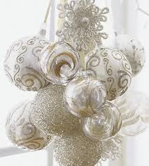 decor inspiration ornaments winter and