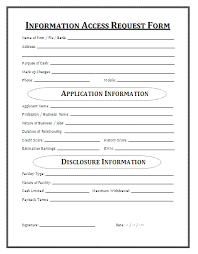 Vendor Information Sheet Template Vendor Information Request Form Template
