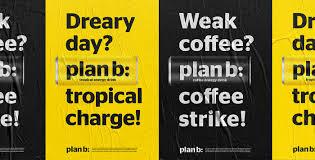 plan b on behance