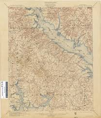 Map Of Md Maryland Historical Topographic Maps Perry Castañeda Map