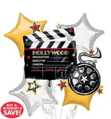 hollywood theme party balloons party city party ideas