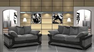 mega sofa mega sale brand new dfs design 3 2 sofa sets jumbo cord fabric