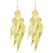 gold dangle earrings dangle gold earrings watford health cus