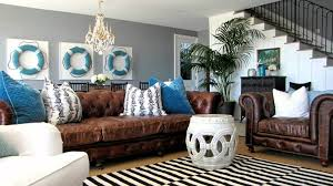 Nautical Sofa Nautical Decorating Ideas For Your Interior Newgomemphis