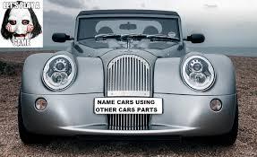subaru headlight names name cars using other cars parts e x morgan aero 8 uses mini