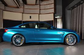 Interior Blue This Bmw M4 Individual Atlantis Blue Is Simply Stunning
