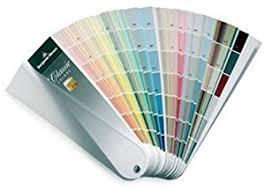 amazon com benjamin moore classic colors fan deck home u0026 kitchen