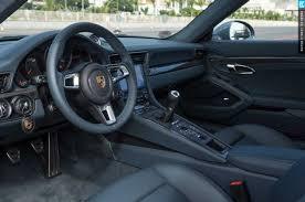 porsche 911 inside 2017 porsche 911 a purist s nightmare driver s