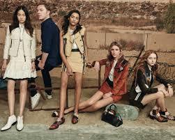 Little House On The Prairie Fashion Stuart Vevers Coach Designer Transforms The Classic Brand W