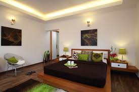 eclairage chambre a coucher led éclairage led indirect 55 idées tendance pour chaque pièce