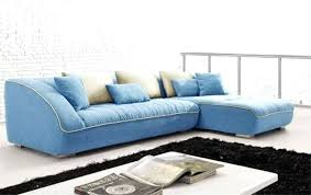 Light Blue Sectional Sofa Light Blue Sectional Sofa Adrop Me With Regard To Inspirations 0