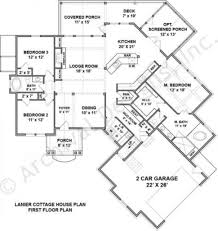 Floor Plan Cottage by 100 Cottages Floor Plans Ideas About Cottage House Plans