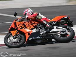 2006 honda cbr 600 2006 honda cbr600rr shootout photos motorcycle usa