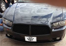 dodge grill dodge charger chrome bentley black mesh grille 2011 2014