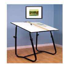adjustable height drafting table drawing table board adjustable height craft art drafting tiltable