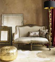 gold and silver metallic decor in interior 45 astonishing ideas