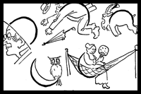 drawing exercises to improve your drawing skills to warm or