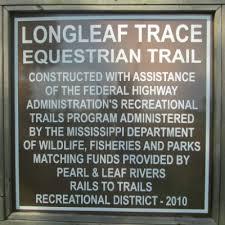 Interior Signs Trail Longleaf Trace U2013 Ms 24 Trail Signs Jim U0027s Trail Resources