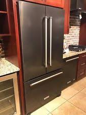 Kitchenaid Counter Depth French Door Refrigerator Stainless Steel - kitchenaid french door refrigerators ebay