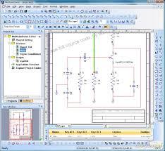 electrical diagram software u2013 create an electrical diagram easily