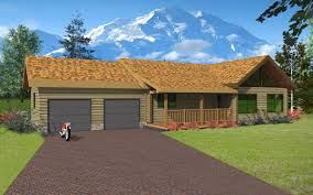 Log Home Plans Hickory Ridge Log Home Custom Timber Log Homes