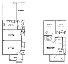 three bedroom townhouse floor plans erie station village rochester ny townhouse floorplans