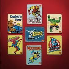 Comic Book Room Decor Superhero Print Set Superhero Wall Art Boys By Belovedboutiquewpg