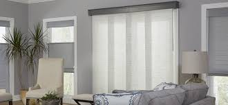 Enclosed Blinds For Sliding Glass Doors Horizontal Blinds For Sliding Patio Doors The Finishing Touch