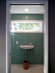 Modern Bathroom Windows Klopf Architecture Window Sink Modern Bathroom San